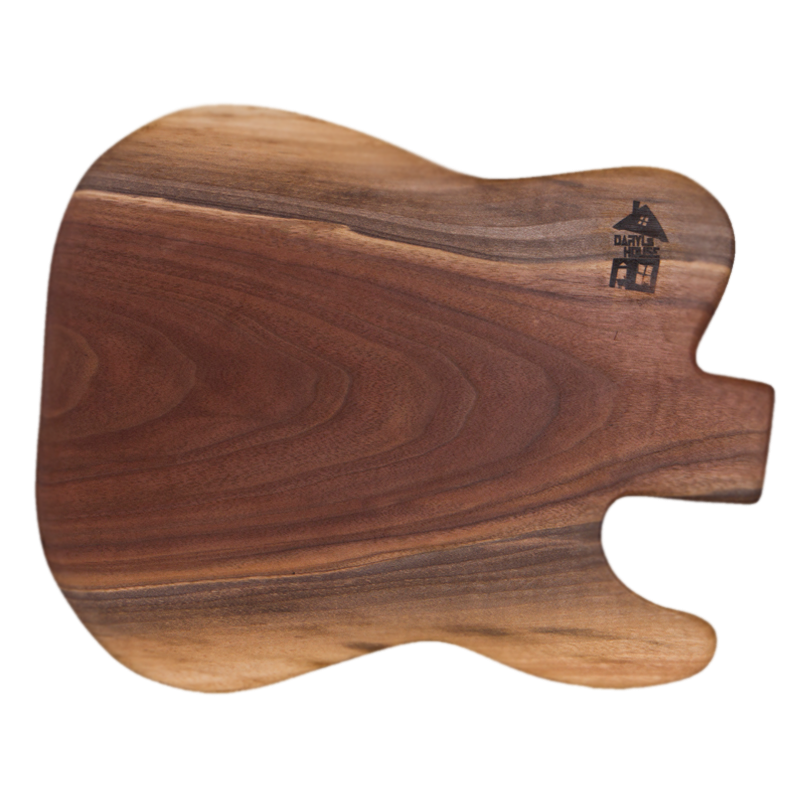 telecaster-cutting-board