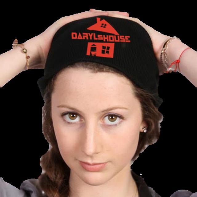 Daryl's House Logo Beanie